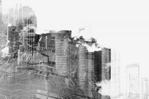 Datacenter-Infrastruktur-Gebäude-Design