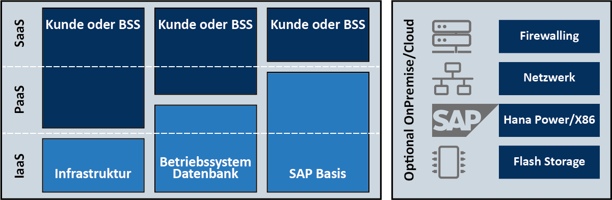 SAP Betriebsoptionen